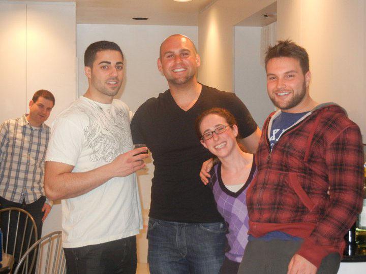 group pic of peeps original