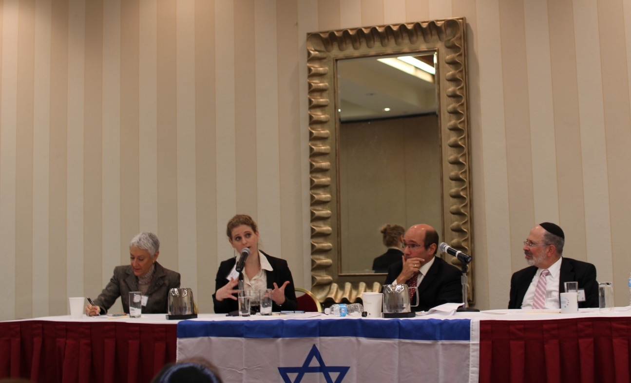 Tova Birnbaum, Central Shlicha for the WZO, addresses the meaning of Zionism in the 21st century.