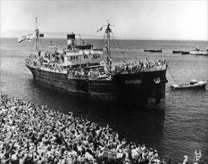 Exodus 70 years